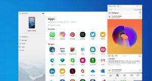 windows 10 insider 20185 aggiornamento novità samsung notes onenote