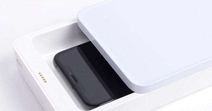 Xiaomi sterilizzatore UV