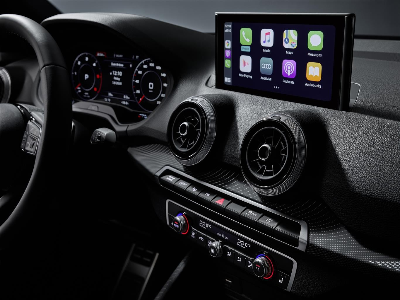 Lieve restyling per Audi Q2 2021: motori, tecnologia e prezzi 3