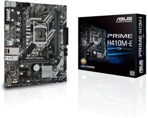 ASUS PRIME H410M-EMicro ATX - Intel