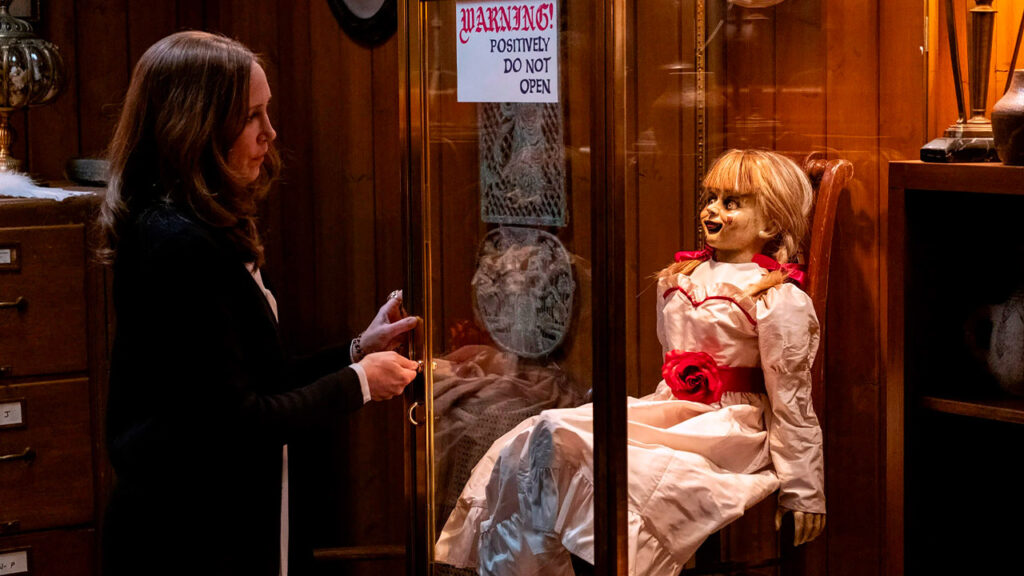 Annabelle 3 - novità NOW TV e Sky On Demand ottobre 2020