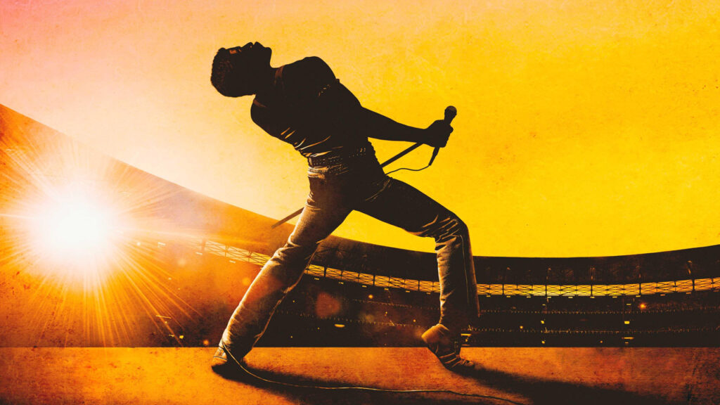 Bohemian Rhapsody - migliori film NOW TV e Sky On Demand