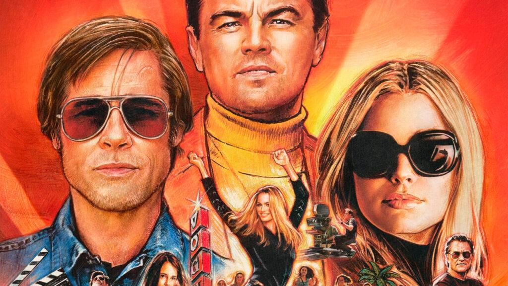 C'era una volta a... Hollywood - migliori film NOW TV e Sky On Demand