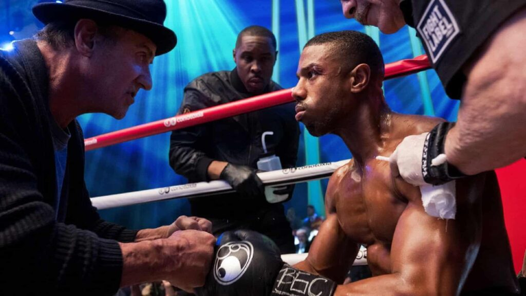 Creed II - migliori film NOW TV e Sky On Demand