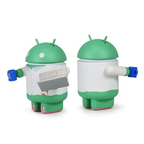 Dead Zebra ironizza lo smart working con un nuovo Android mini 1