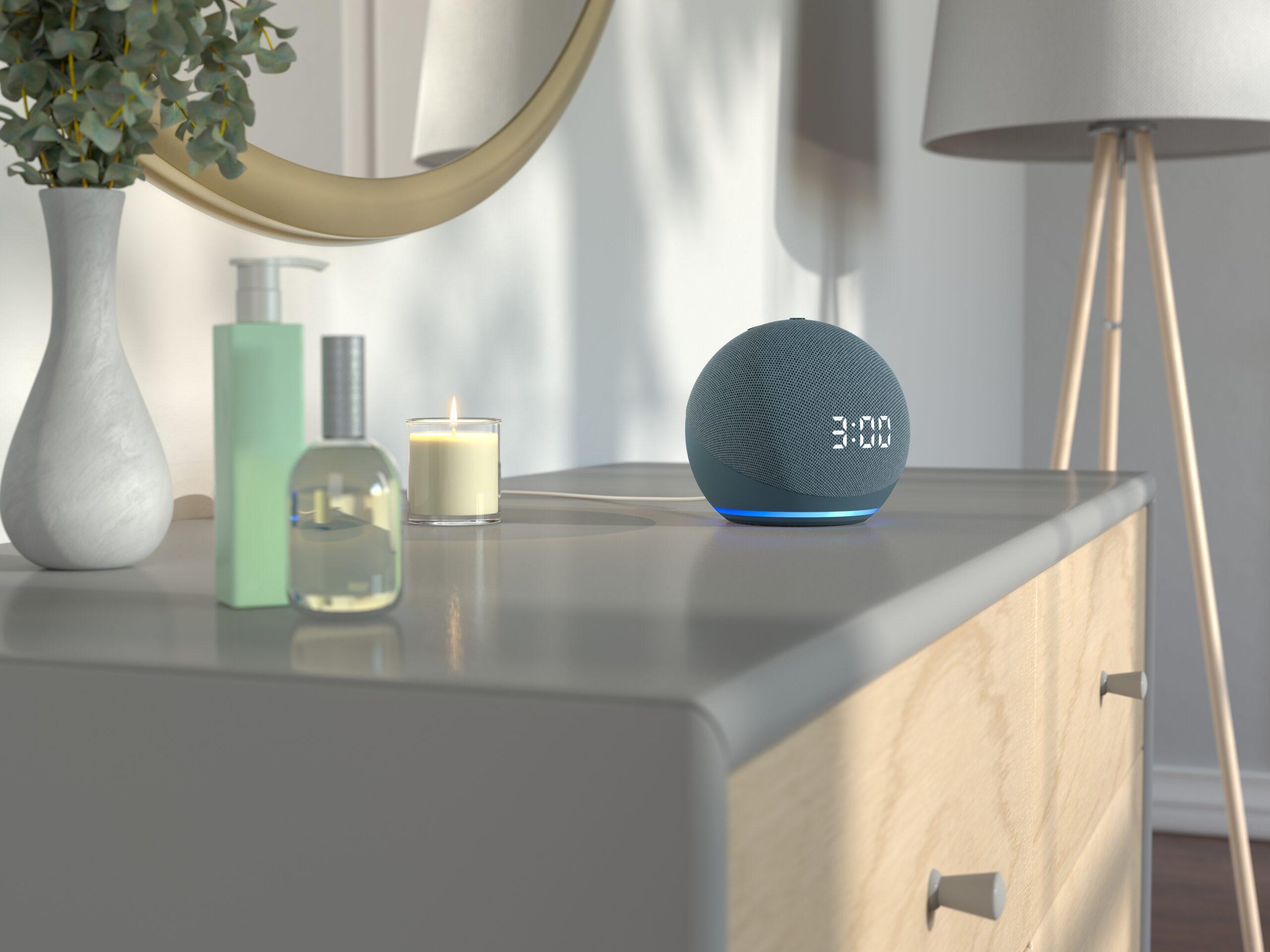 Amazon rinnova la famiglia di dispositivi Echo, reinventati dentro e fuori 13