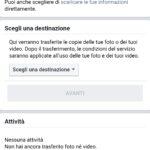 Facebook espande l'esportazione di foto e video a Dropbox e Koofr 2