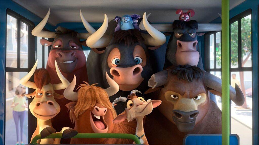Ferdinand - novità Disney+ ottobre 2020
