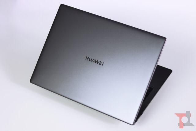 Huawei Matebook 14 AMD design
