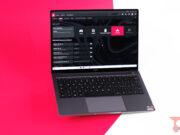 Huawei Matebook 14 AMD prestazioni
