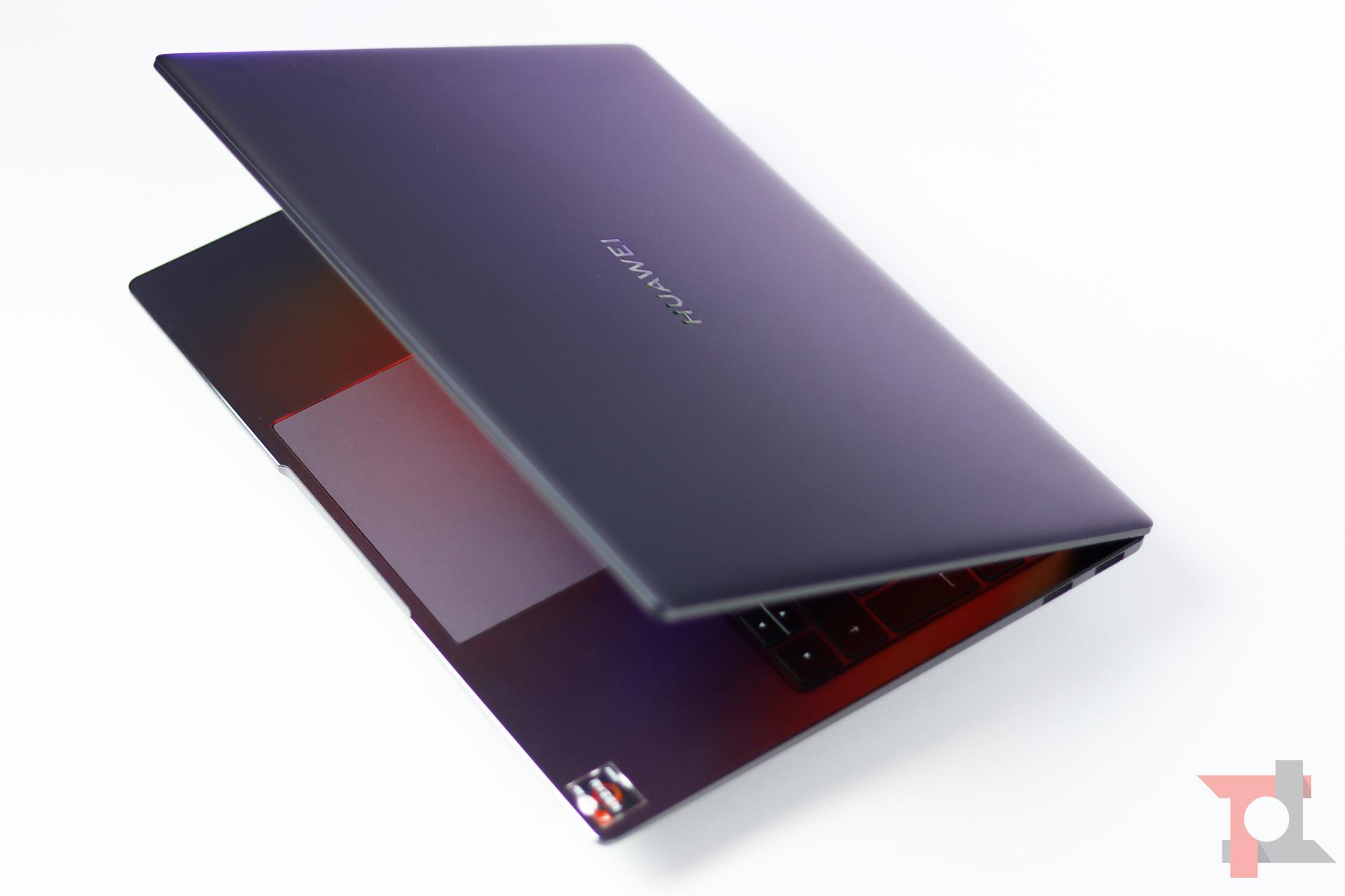 Huawei Matebook 14 AMD scheda tecnica