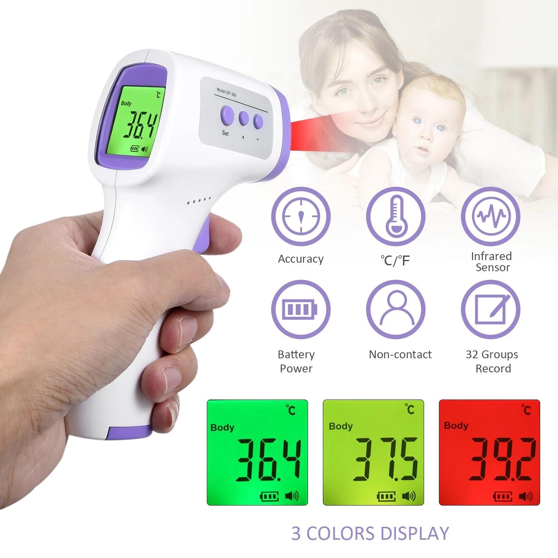Prezzo strepitoso per questo termometro a infrarossi, molto utile in questi giorni 2