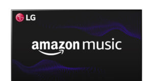 LG TV Amazon Music