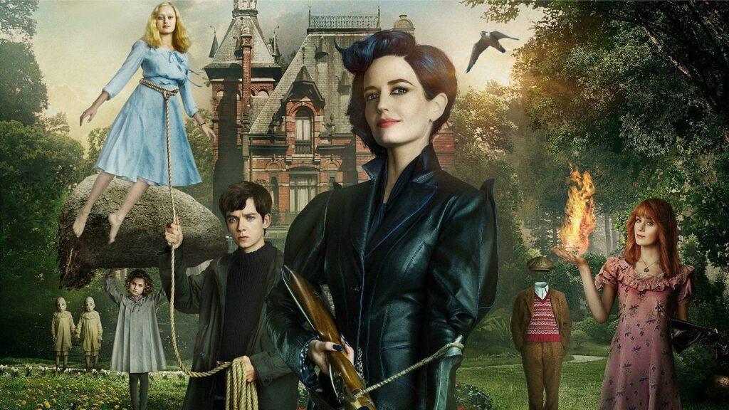 Miss Peregrine la casa dei ragazzi speciali - novità Disney+ ottobre 2020