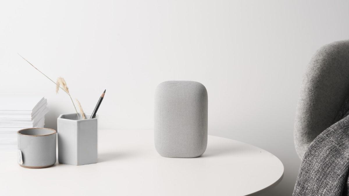 Google presenta lo speaker Nest Audio, il successore di Google Home