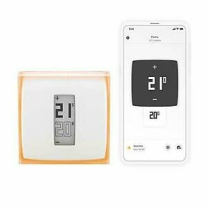 Netatmo NTH01-IT-EC Termostato Wifi