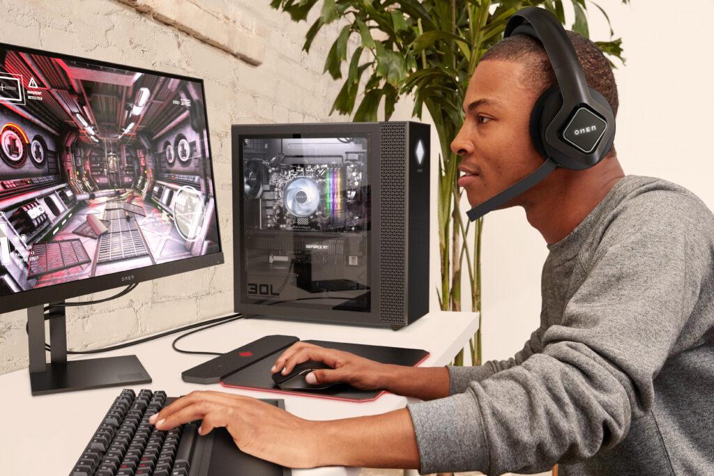 HP presenta le nuove periferiche OMEN ed aggiunge le RTX 30 Series ai suoi desktop 1