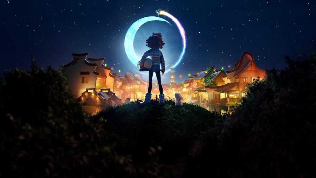 Over the Moon - novità Netflix ottobre 2020