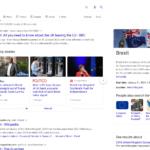 Ricerca Google nuova UI