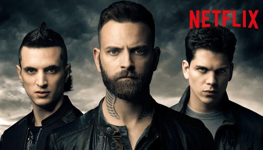 Suburra 3 - novità Netflix ottobre 2020