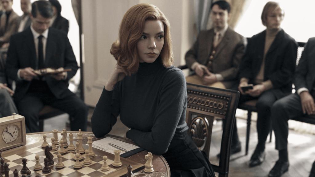 La regina degli scacchi - novità Netflix ottobre 2020