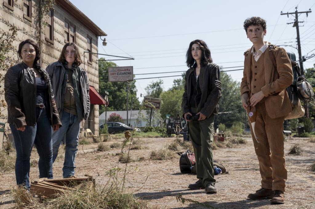 The Walking Dead World Beyond - novità Amazon Prime Video ottobre 2020