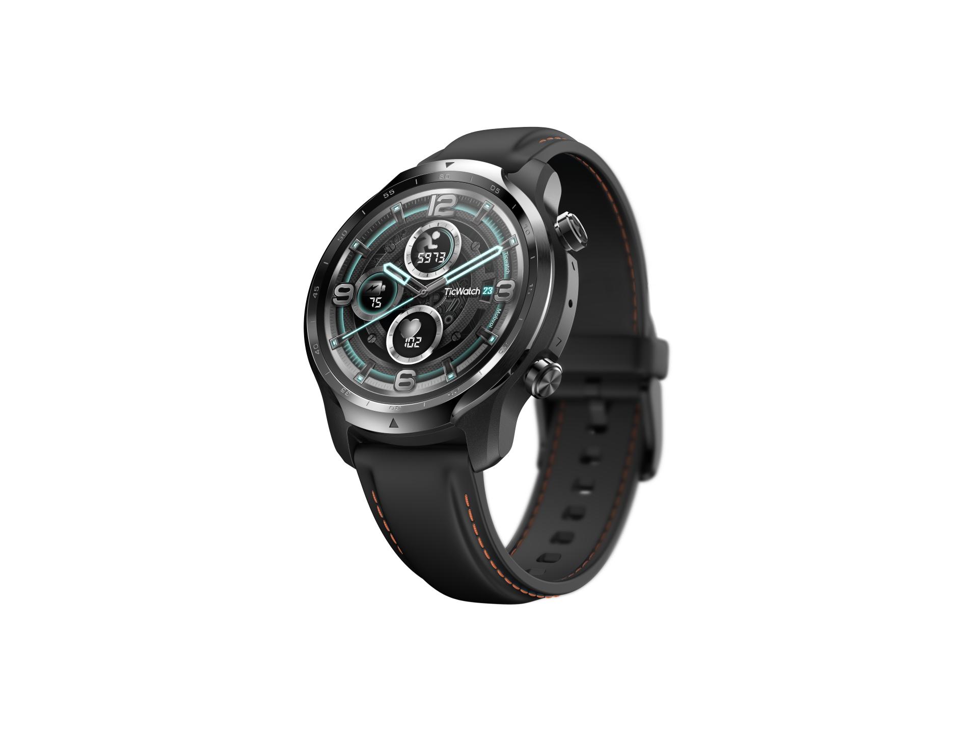 TicWatch Pro 3 GPS è ufficiale e porta al debutto Snapdragon Wear 4100