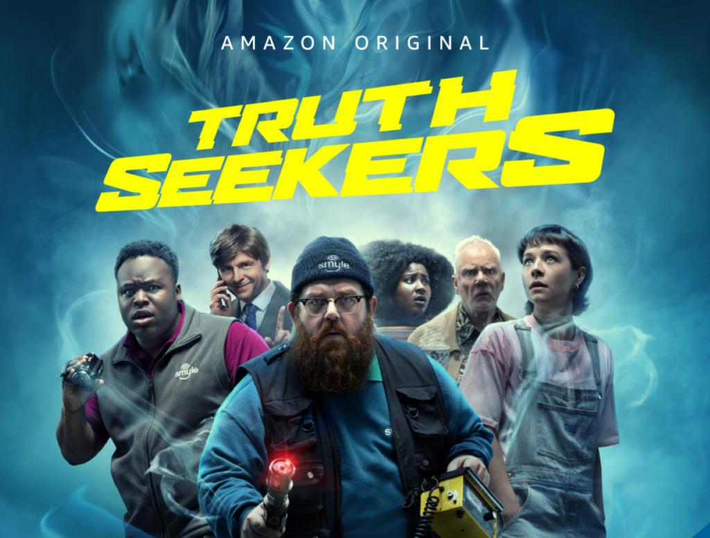 Truth Seekers - novità Amazon Prime Video ottobre 2020
