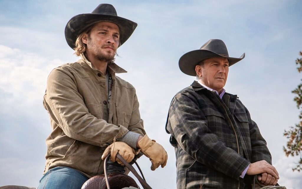 Yellowstone 2 - novità NOW TV e Sky On Demand settembre 2020