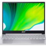 Acer presenta i nuovi notebook con CPU Intel Tiger Lake certificati Intel EVO 2