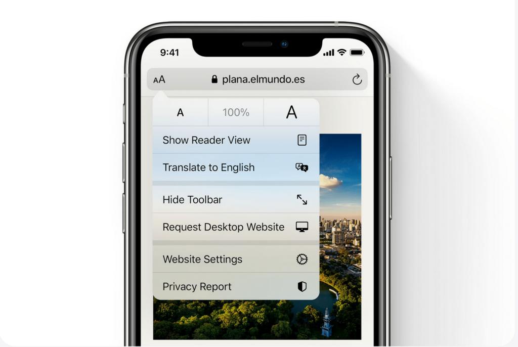 allarmi su iOS 14