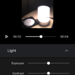 Google Foto ottiene un editor video aggiornato su iOS 3