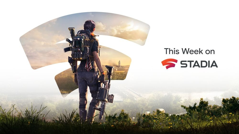 google stadia pro the division 2 gratis weekend 24 28 settembre