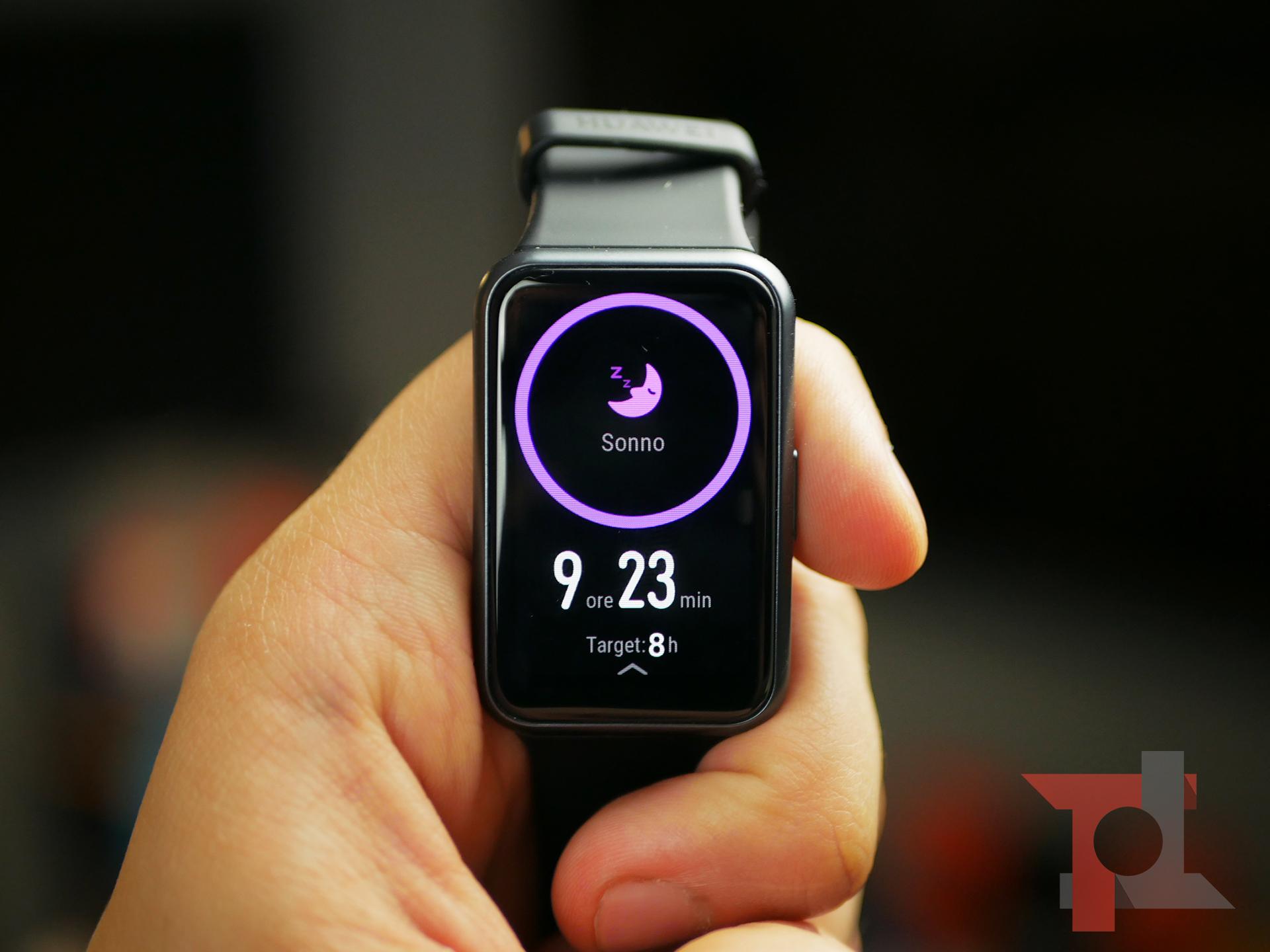 Recensione Huawei Watch Fit: uno smartwatch comodo e per sportivi 11
