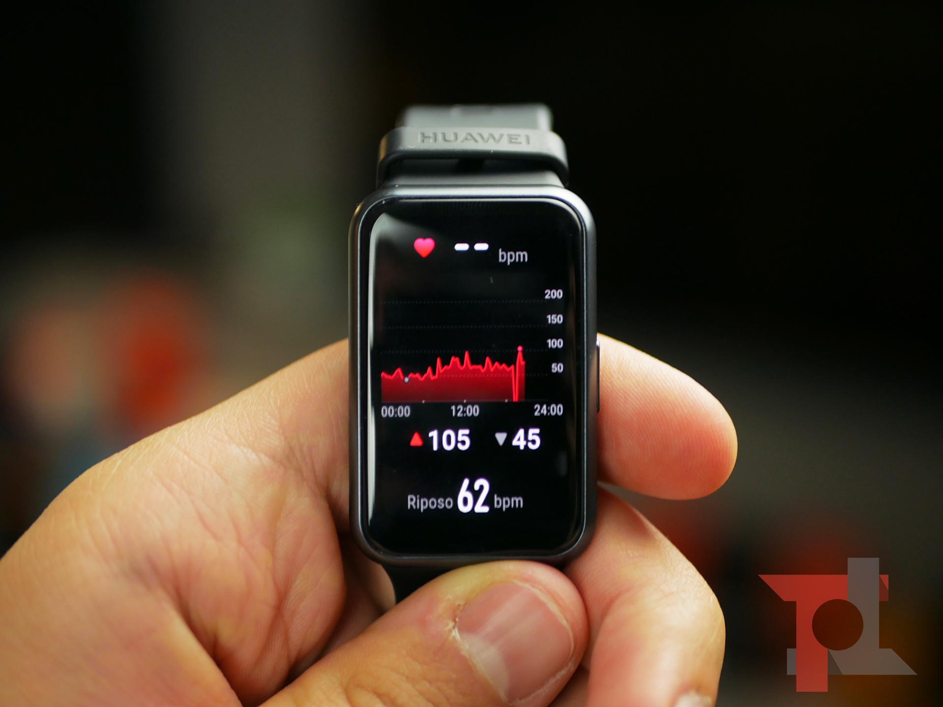 Recensione Huawei Watch Fit: uno smartwatch comodo e per sportivi 1