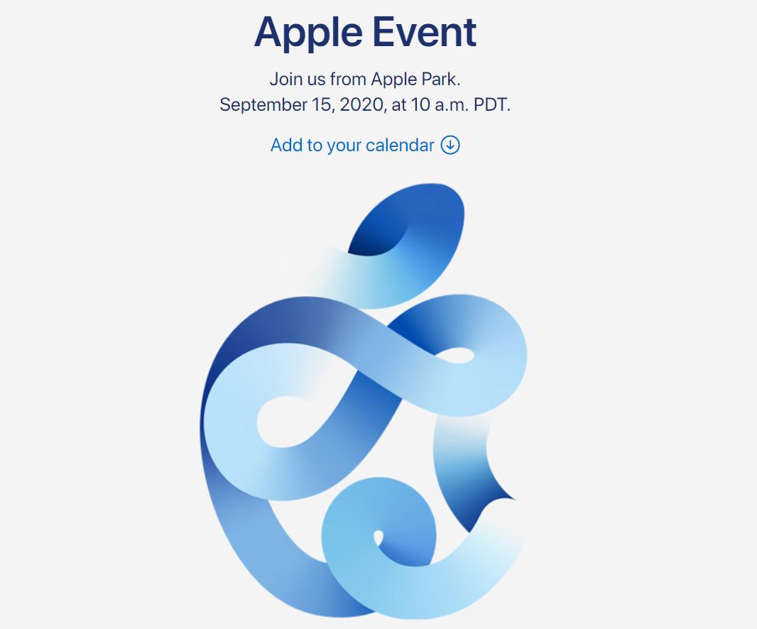 apple evento 15 settembre