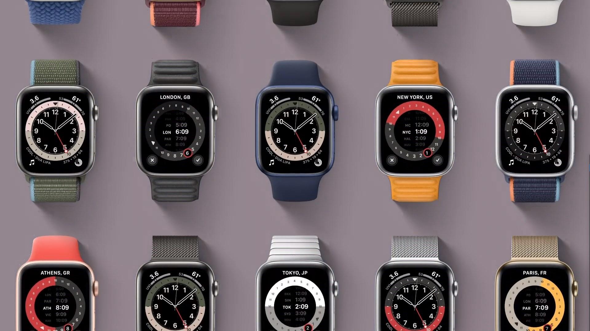 Apple Watch 6 ufficiale: nuovi colori accattivanti e tante novità 4