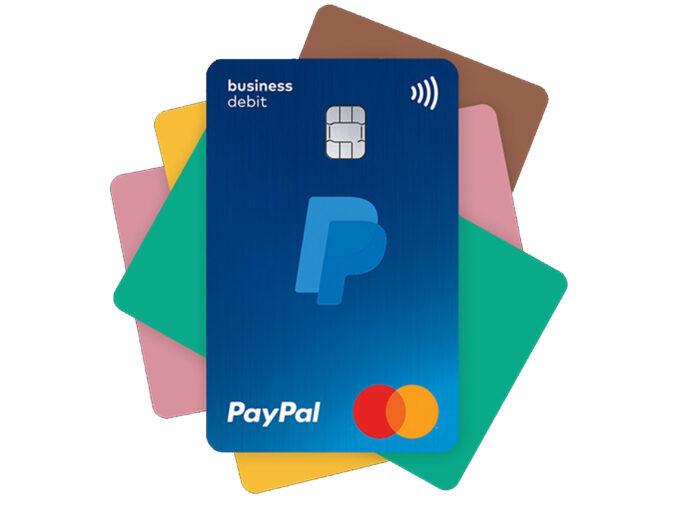 paypal business debit mastercard disponibile italia
