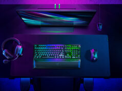 razer blackshark v2 pro deathadder blackwidow v3 ufficiali specifiche prezzo