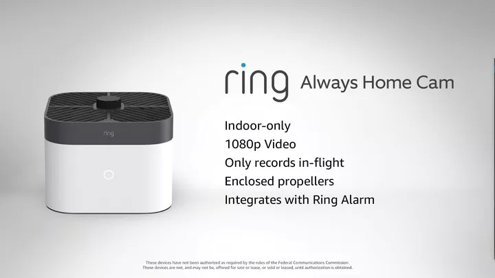 ring always home cam ufficiale specifiche prezzo