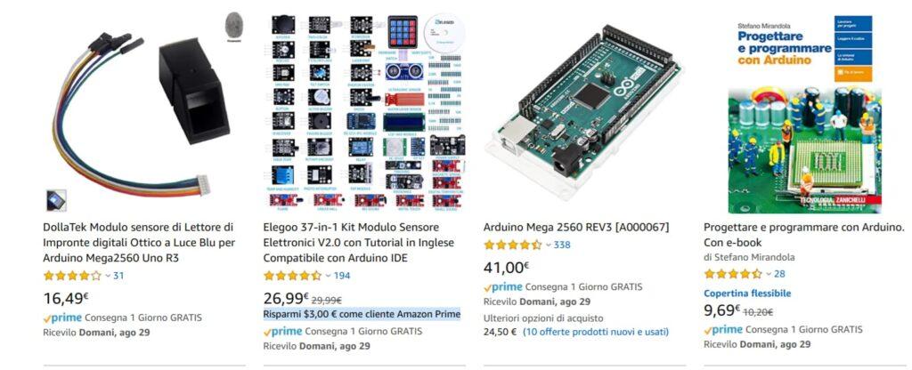 Sconti Amazon riservati agli abbonati Amazon Prime