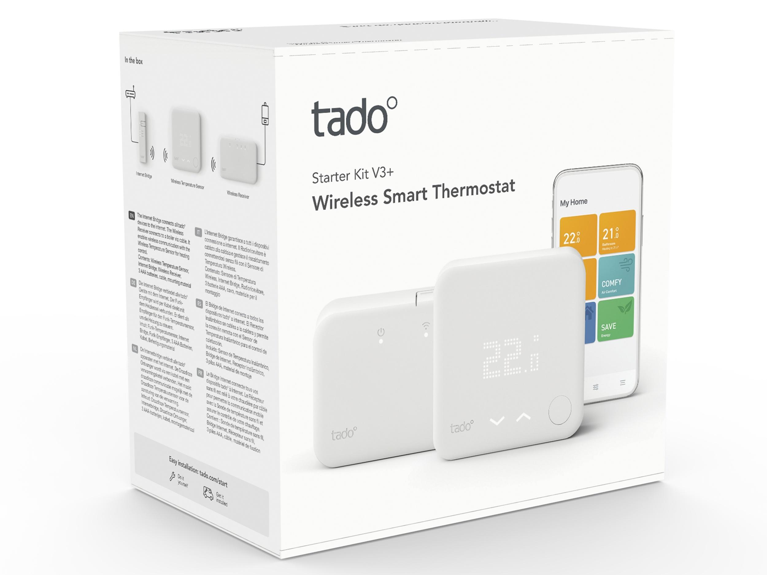 Tado° annuncia nuovi prodotti wireless a IFA 2020 1