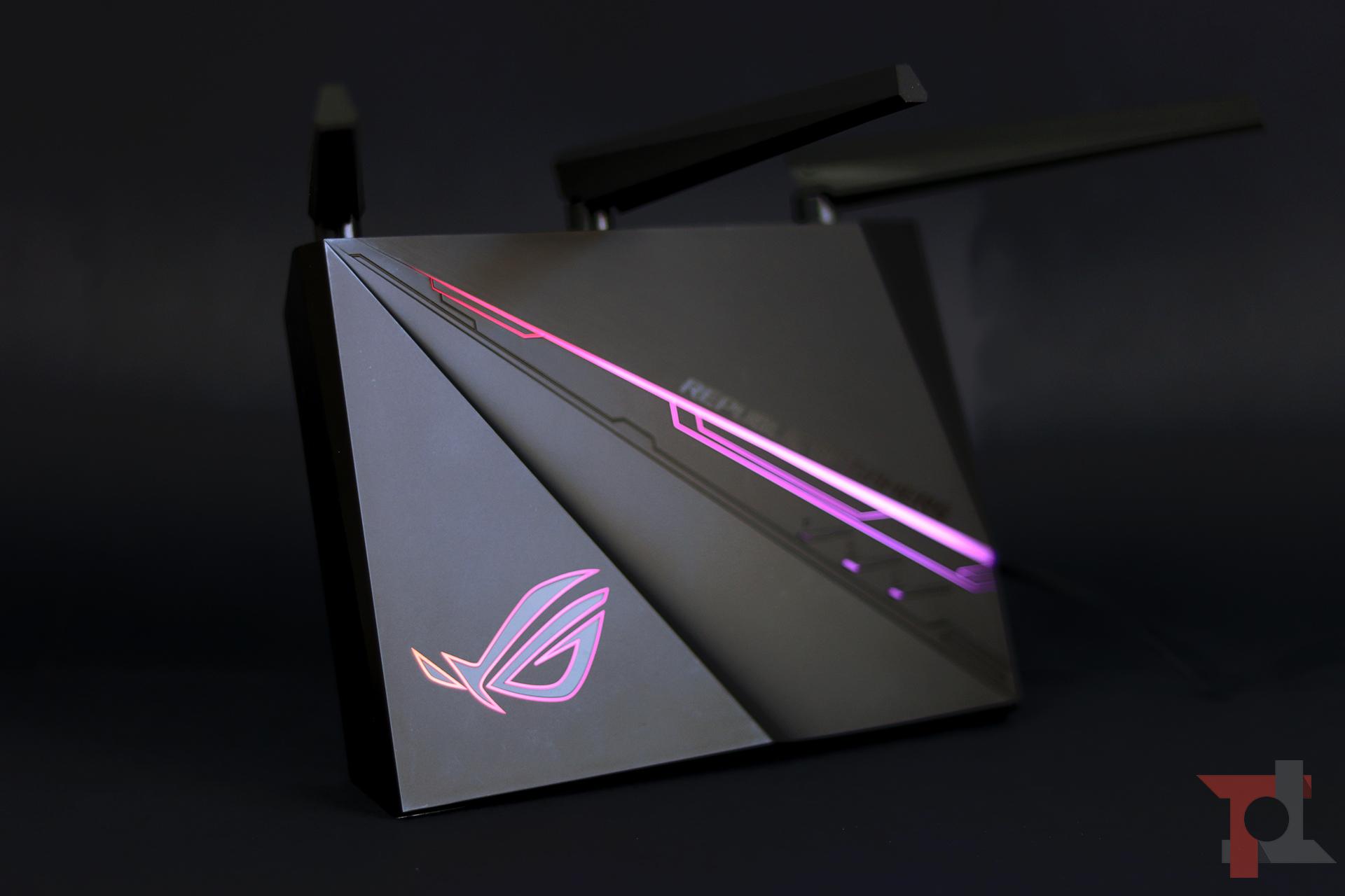 Asus ROG Rapture GT-AC2900 prestazioni