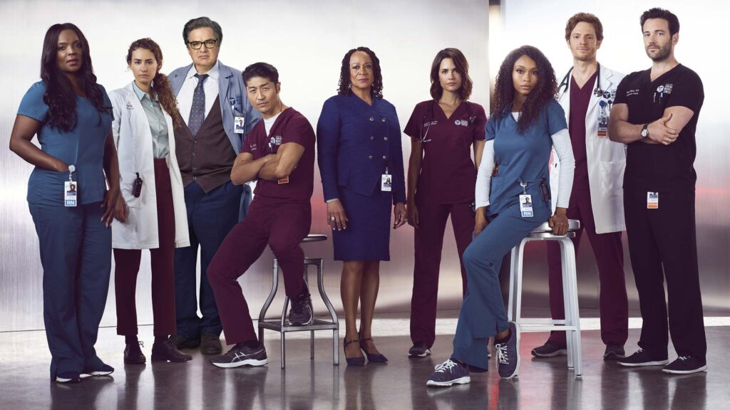 Chicago Med 5 - novità Infinity TV novembre 2020