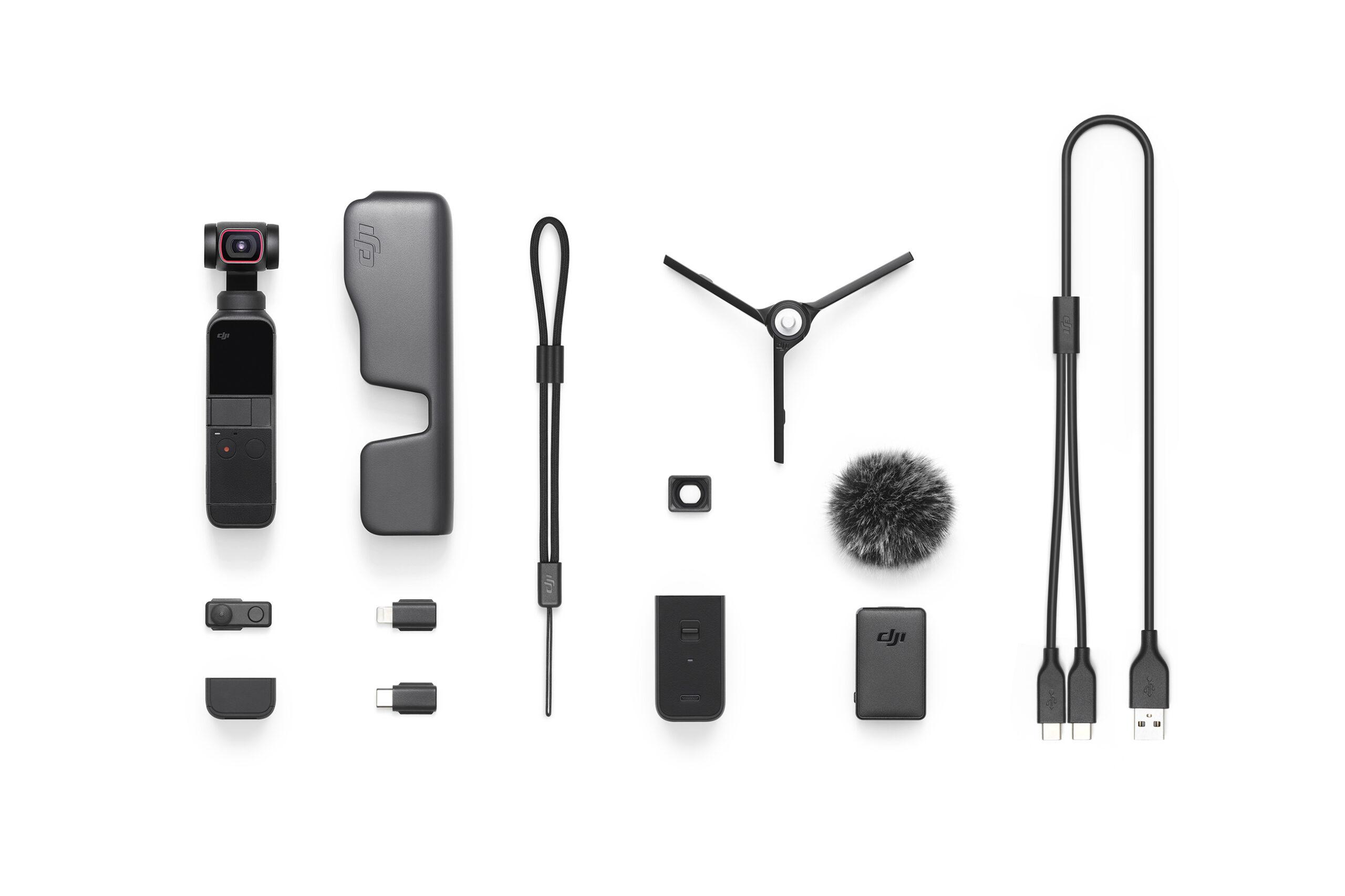 DJI lancia il gimbal tascabile Pocket 2 4K con stabilizzazione a tre assi 4