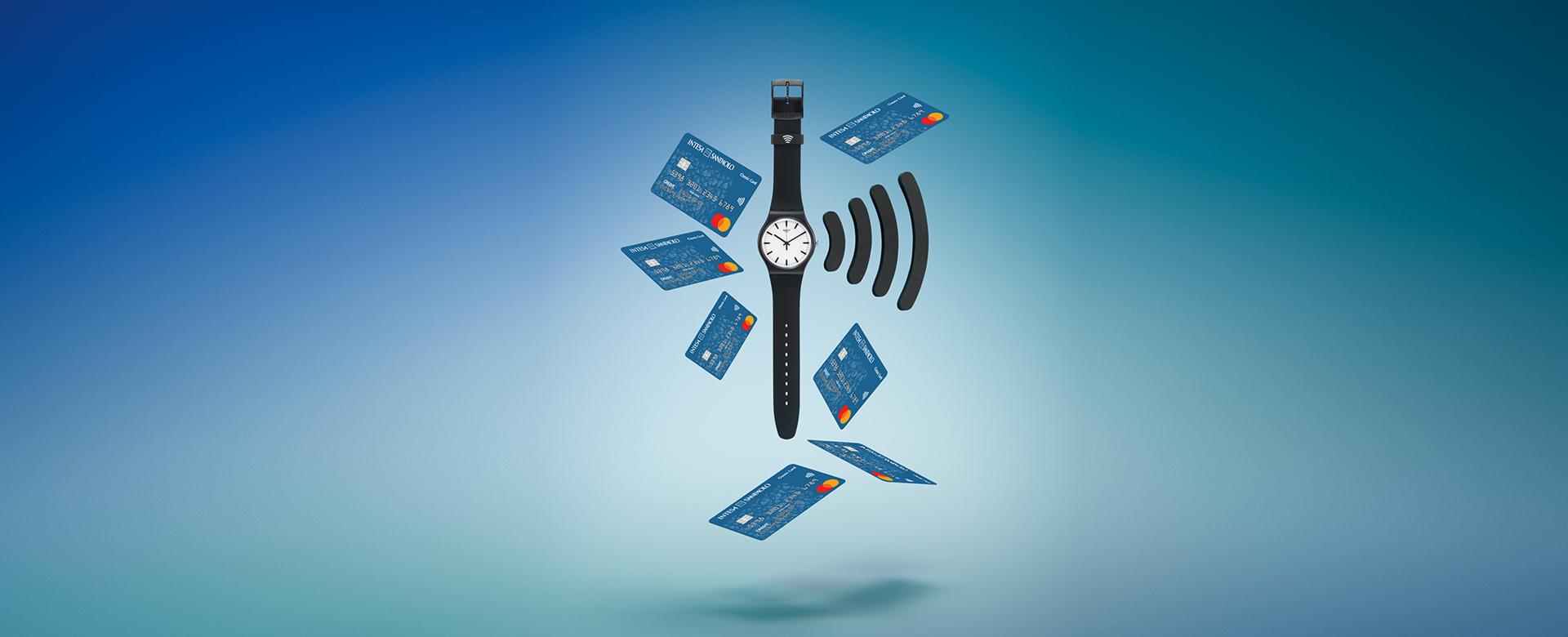 SwatchPAY! è un nuovo sistema di pagamento contactless disponibile in Italia