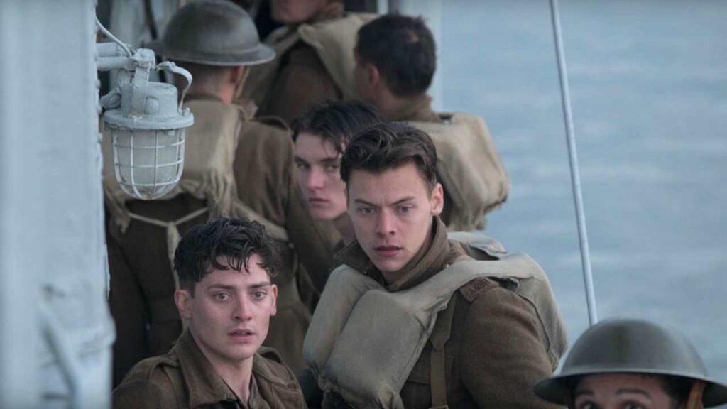 Dunkirk - novità Infinity TV novembre 2020