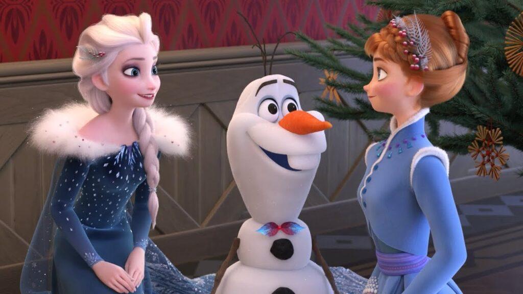 Frozen le avventure di Olaf - novità Disney+ novembre 2020