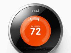Google Nest Termostato