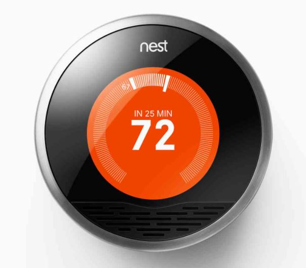 Google Nest Termostato